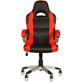 Silver Arrow Multicolor Engineered Wood Adjustable Seat Height Chair