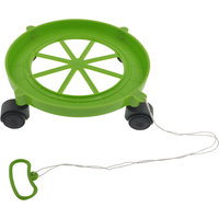 R.G. Plastic Multipurpose Trolley- Green