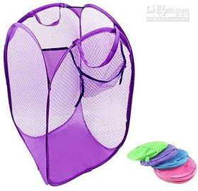 LFoldable Laundry Bag (Net)- set of 3