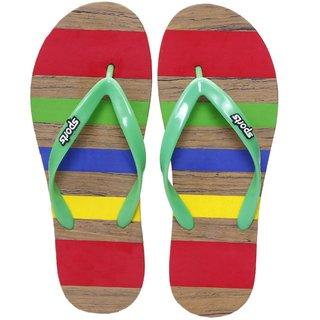 82f9c7e21 Buy CatBird Women s Multicolor Flip Flops Online   ₹499 from ShopClues