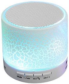 MINI Wireless Bluetooth Speaker Colorful USB Speaker(Blue)