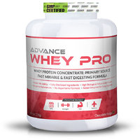 Advance Whey Pro 2kg (4.4LBS) Chocolate Flavour