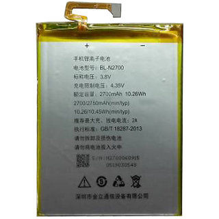 Gionee Elife S7 Li Ion Polymer Internal Replacement Battery BL-N2700
