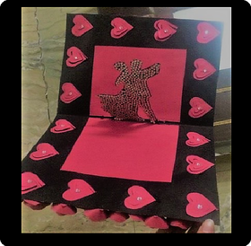 Gift Handmade Love Cards