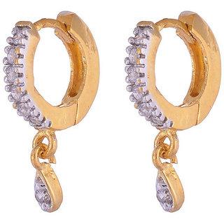 Penny Jewels Alloy Simple Designer Stylish Funky Earrings Set For Women  Girls