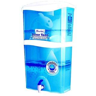 25 L Silver Nano Uf Filter Water Purifiers