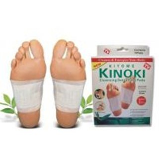 Kinoki Detoxifying Foot Patches