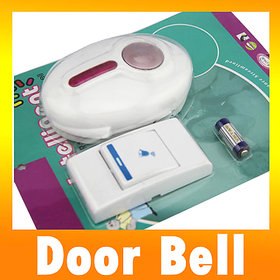 Kudos Wireless Remote Control Doorbell Door bell 32 Tune