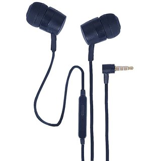 Samshi 3.5mm Jack Branded Earphone With Mic For All Mobiles