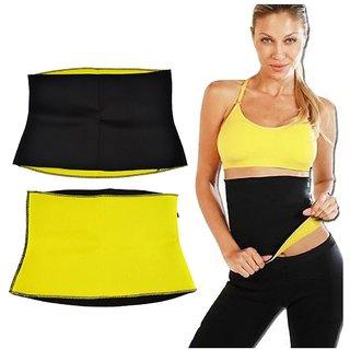 34faca0fa12 Buy Hot Shaper Slimming Belt Combo Pack of 2 Size-XL Online   ₹533 ...