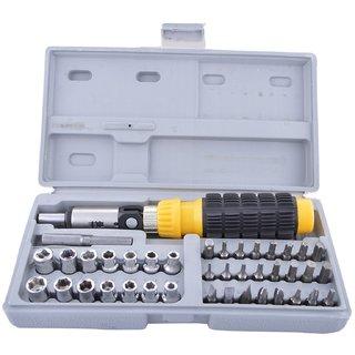 41 Pcs Screwdriver Set- Home Tool Kit