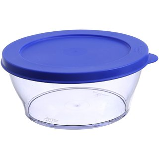 Tupperware Clear Medium Bowl
