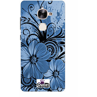 PREMIUM QUALITY PRINTED BACK CASE COVER FOR LE ECO LE 2 MAX DESIGN ALPHA 53