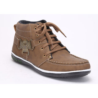 Quarks Casual Shoes with Side Buckle