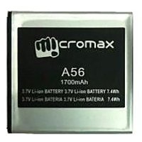 Replacement Mobile Phone  Battery For Micromax A56