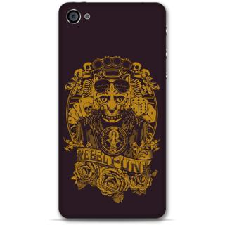 IPhone 4-4s Designer Hard-Plastic Phone Cover from Print Opera -Rebel Punk