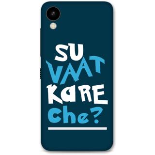 HTC 825 Designer Hard-Plastic Phone Cover from Print Opera -Typography