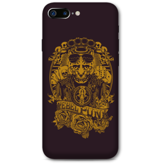 Iphone 7 plus Designer Hard-Plastic Phone Cover from Print Opera -Rebel Punk