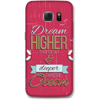 Samsung Galaxy S6 Designer Hard-Plastic Phone Cover from Print Opera -Typography