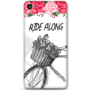 IPhone 4-4s Designer Hard-Plastic Phone Cover from Print Opera -Ride along