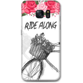 Samsung Galaxy S7 Designer Hard-Plastic Phone Cover from Print Opera -Ride along