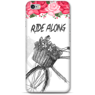 IPhone 6-6s Plus Designer Hard-Plastic Phone Cover from Print Opera -Ride along