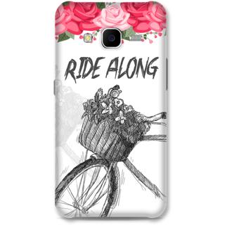 Samsung Galaxy J7 2015 Designer Hard-Plastic Phone Cover from Print Opera -Ride along