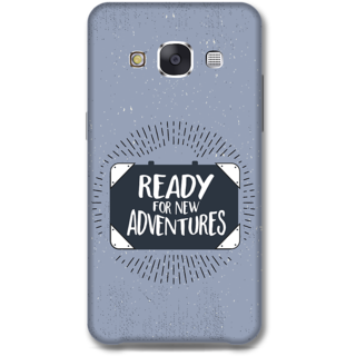 Samsung Galaxy E7 Designer Hard-Plastic Phone Cover from Print Opera -Ready for the adventures