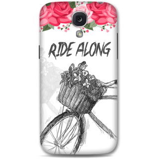 Samsung Galaxy S4 Designer Hard-Plastic Phone Cover from Print Opera -Ride along