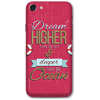 Iphone 7 Designer Hard-Plastic Phone Cover from Print Opera -Typography