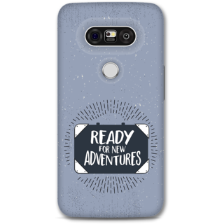 Lg G5 Designer Hard-Plastic Phone Cover from Print Opera -Ready for the adventures