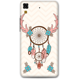 Micromax Yureka Designer Hard-Plastic Phone Cover from Print Opera -Artistic