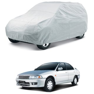 SUNLIGHT PROTECTION SILVER CAR BODY COVER FOR LANCER  - HMS