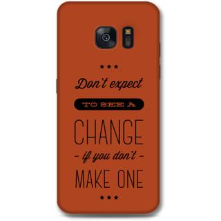 Samsung Galaxy S7 Designer Hard-Plastic Phone Cover from Print Opera -Creativity