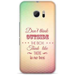 Htc 10 Designer Hard-Plastic Phone Cover from Print Opera -Creativity