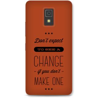 Lenovo A6600 Designer Hard-Plastic Phone Cover from Print Opera -Creativity
