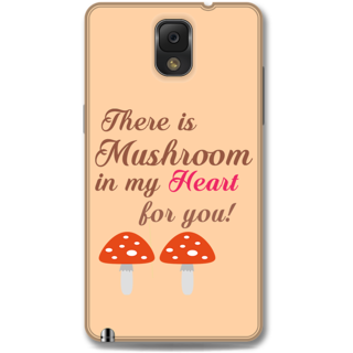 Samsung Galaxy Note 3 Designer Hard-Plastic Phone Cover from Print Opera -Typography