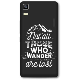 Lenovo K3 Note Designer Hard-Plastic Phone Cover from Print Opera -Creativity
