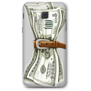 Samsung Galaxy J5 2015 Designer Hard-Plastic Phone Cover from Print Opera -Money