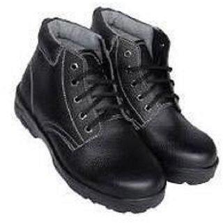 Black Saftey shoes