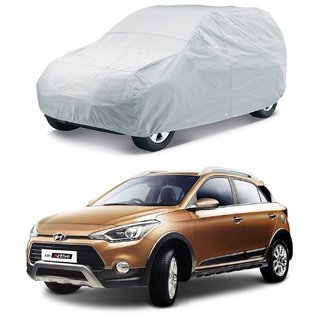 SUNLIGHT PROTECTION SILVER CAR BODY COVER FOR I-20 ACTIVE - HMS