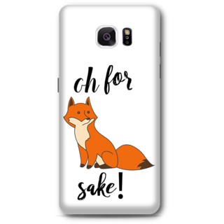 Samsung Galaxy Note 5 Designer Hard-Plastic Phone Cover from Print Opera -Oh for sake