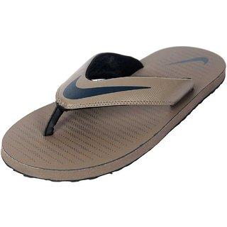 Nike Men'S Chroma Thong 5 Brown Slippers