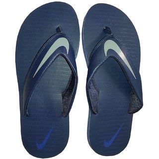 Nike Men'S Chroma Thong 5 Navy Blue Slippers