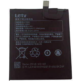 LeEco LeTV Le 1S X500 Li Ion Polymer Internal Replacement Battery LT55c