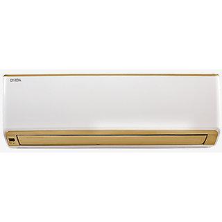 Onida 1 Ton 4 Star Inverter Split AC (Copper Condensor, GRANDEUR-INV12GDR, Gold & White)