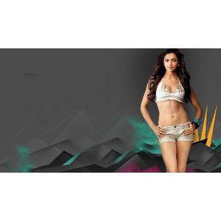 MYIMAGE Beautiful Deepika Padukone Digital Printing  Poster (12.0 inch x 18.0 inch)