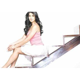 MYIMAGE Beautiful Katrina Kaif Digital Printing  Poster (12.0 inch x 18.0 inch)