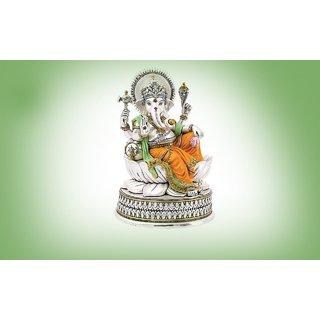 MYIMAGE Lord Shree Ganesh Beautiful Poster (Paper Print, 12x18 inch)