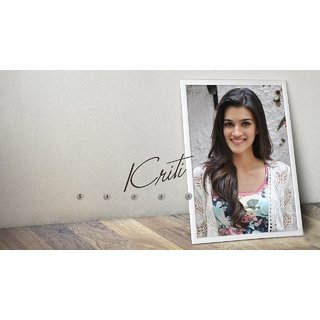 MYIMAGE Beautiful Kriti Sanon Digital Printing  Poster (12.0 inch x 18.0 inch)